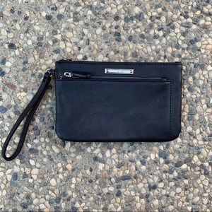 Nine West Black Wristlet